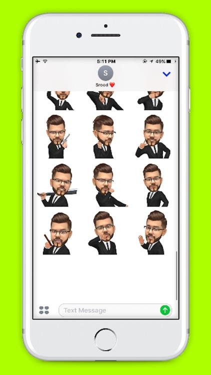 Tariq's Stickars screenshot-3