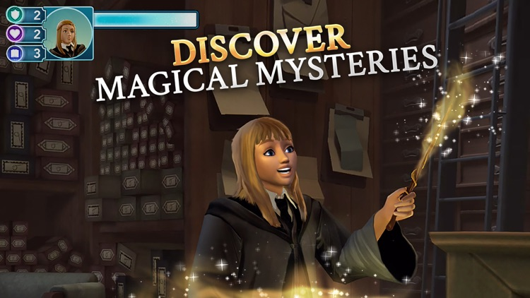 Harry Potter: Hogwarts Mystery screenshot-3