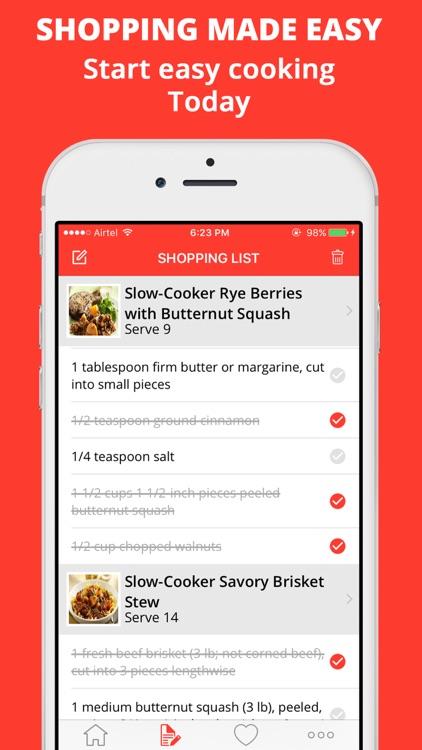 Healthy CrockPot Recipes screenshot-4