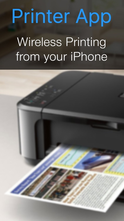 Printer App - print photos