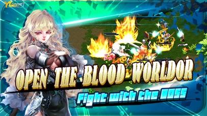 Gods Wars Ex:Vampire Hunter screenshot two
