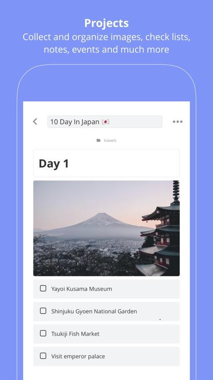 Edo Agenda screenshot-3