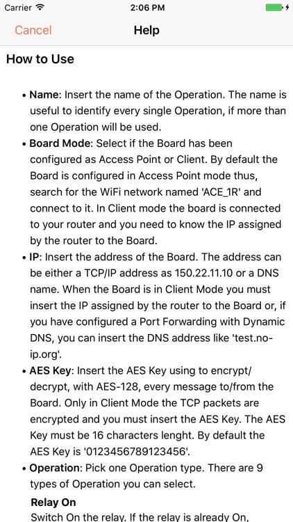 ACE Relay Control (Lite) screenshot-4