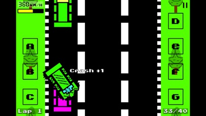 Staff Speed Racer Screenshot 7