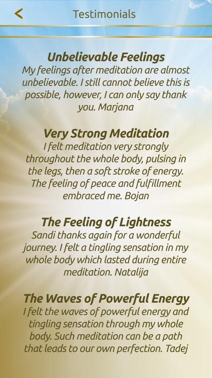 Meditation Feel The Energy
