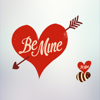 Be Mine Love Stickers Pack