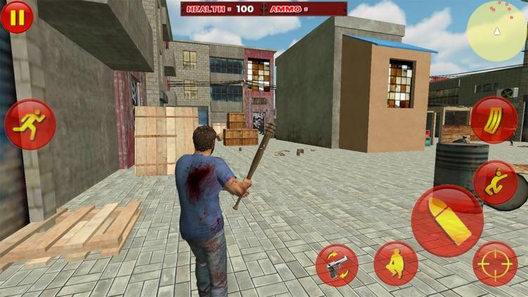 Zombie Survival War Hero