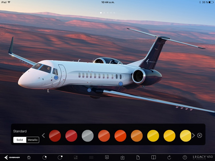 Legacy 650 Configuration Tool screenshot-3