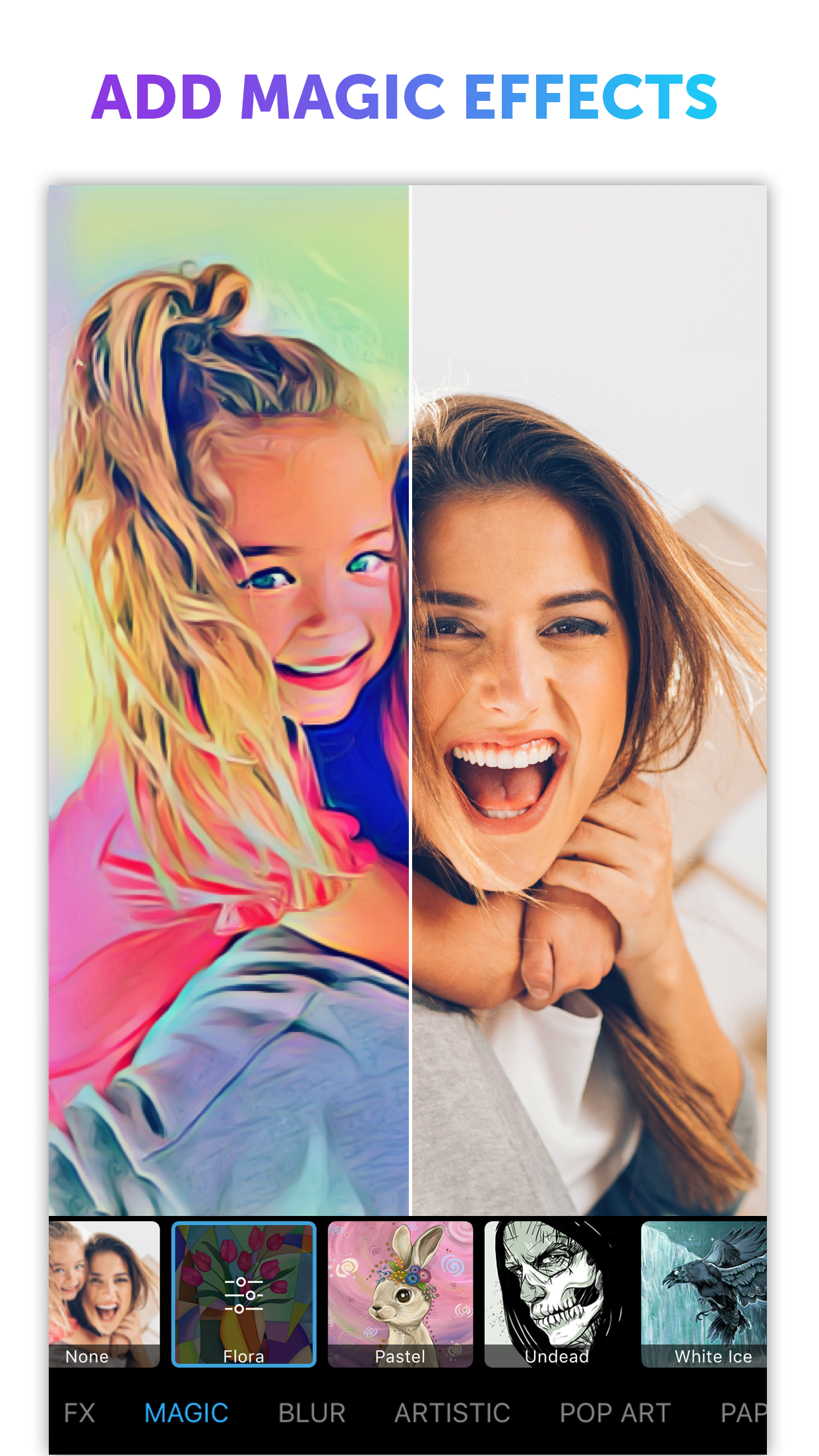 PicsArt Photo Editor & Collage Screenshot