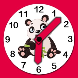 KidsClocks - Children learn how to tell time -
