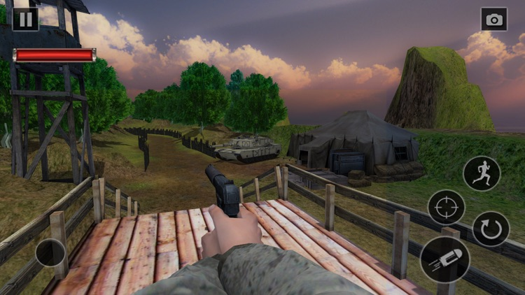 World War 2 Battle Game screenshot-3