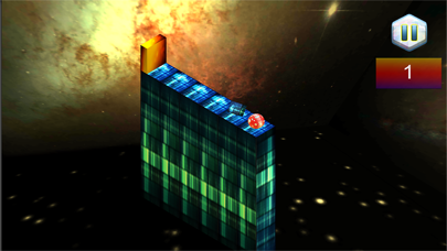 Moving Ball Hit The Wall screenshot one