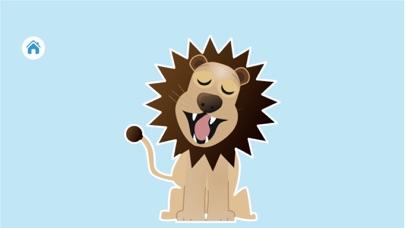 Tier Puzzle & Formen KinderScreenshot von 4
