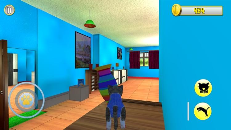 Stray Cat Open World Game screenshot-4