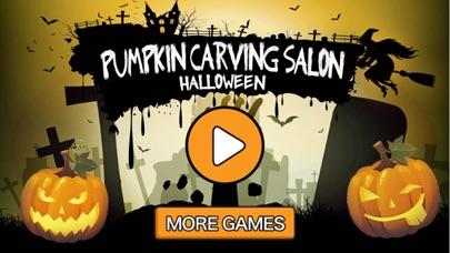 Pumpkin Carving Salon Sim screenshot one