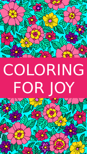 Flower Coloring On The App Store