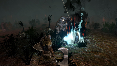 Screenshot from Animus - Harbinger