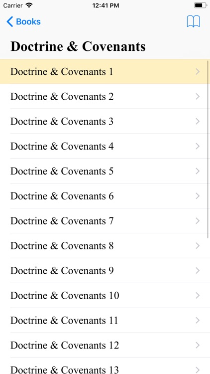 Doctrine and Covenants Reader