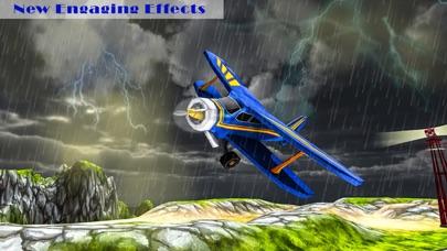 飛行機のフライトシミュレーター:パイロットゲーム3Dのおすすめ画像5