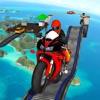 不可能な運転シミュレータ - エクストリームレーシングトラック 3D