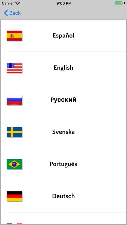 Word Search Multi-Language screenshot-3