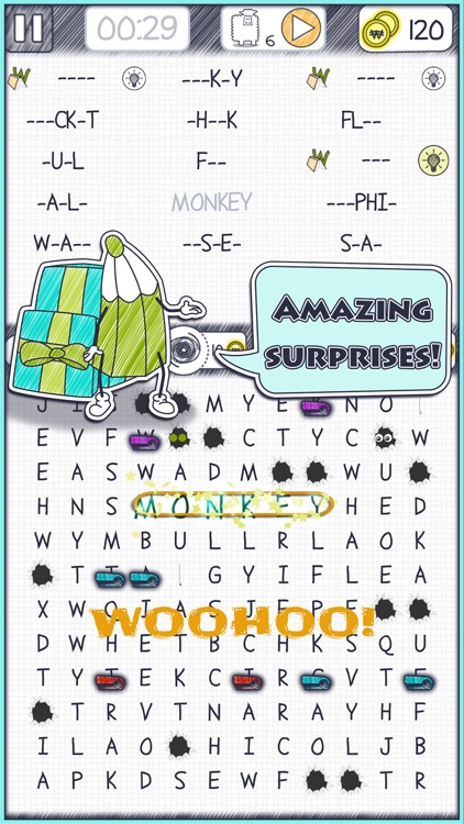 Worchy Word Search Puzzles 2 screenshot-2