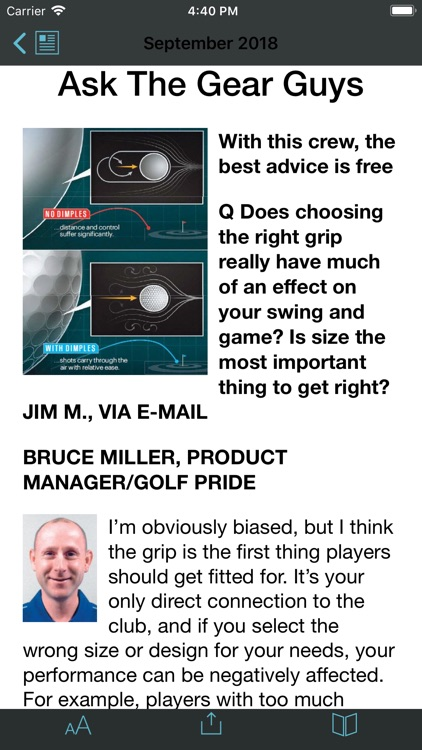 Golf Magazine screenshot-7