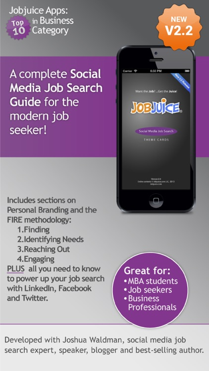 SM Job Search-Jobjuice screenshot-0