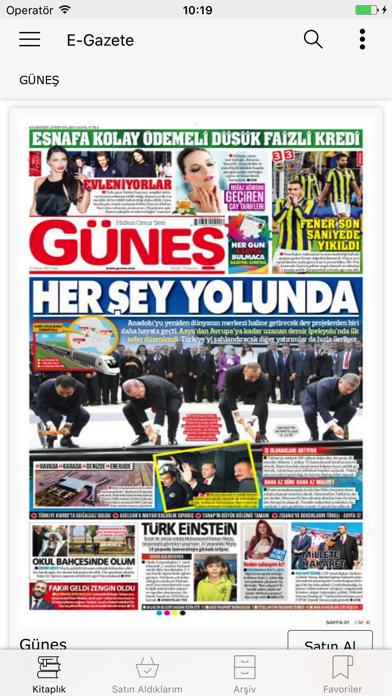 Güneş e-Gazete