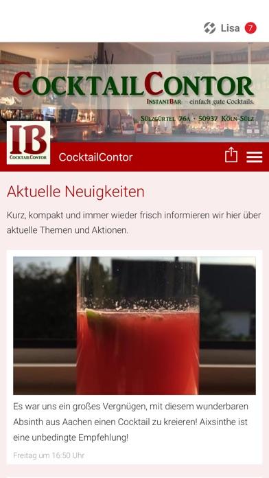 CocktailContorScreenshot von 1