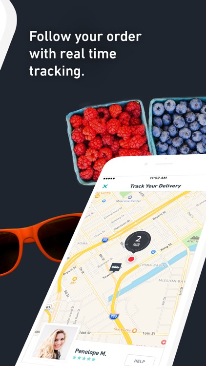 Postmates - Food Delivery screenshot-3
