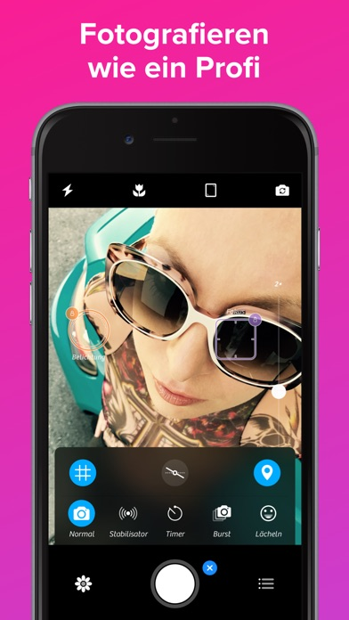 Screenshot for Camera+ in Austria App Store