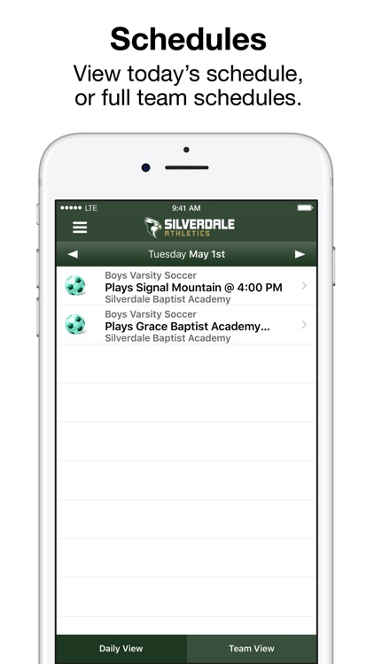Silverdale Athletics screenshot-3