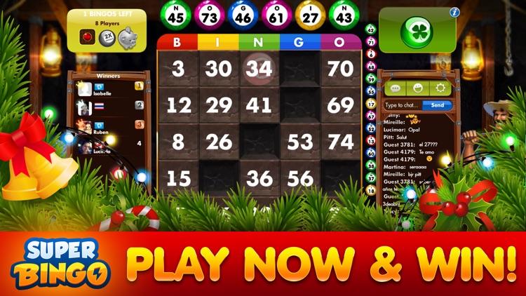 Super Bingo HD™ screenshot-4