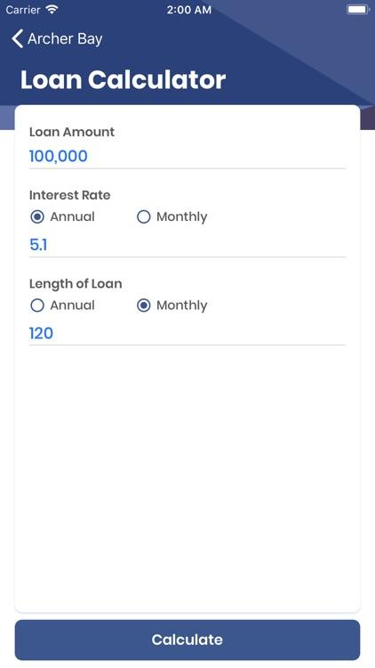 ArcherBay Financial Calculator screenshot-5