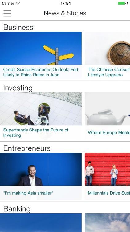 Credit Suisse Direct screenshot-4