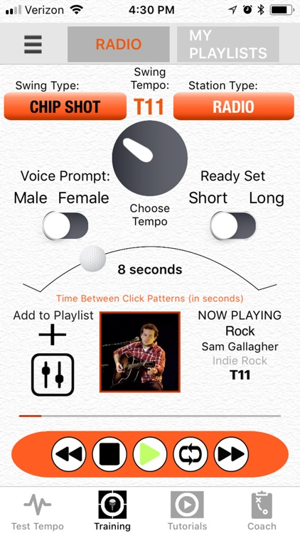 Tempo In Motion screenshot-3