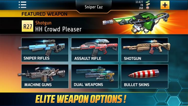 Kill Shot Bravo: Sniper FPS screenshot-3