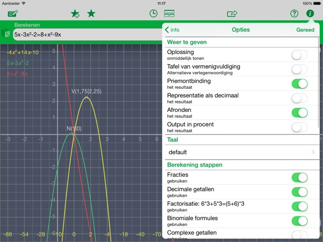 steps2MATH Screenshot