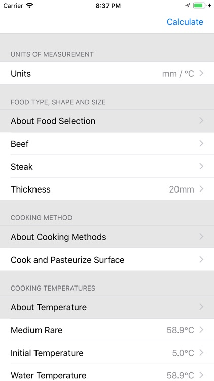 PolyScience Sous Vide Toolbox screenshot-0