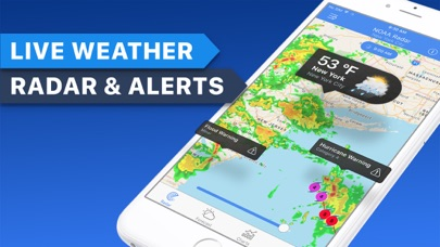 App Shopper NOAA Radar Weather & Alerts Weather
