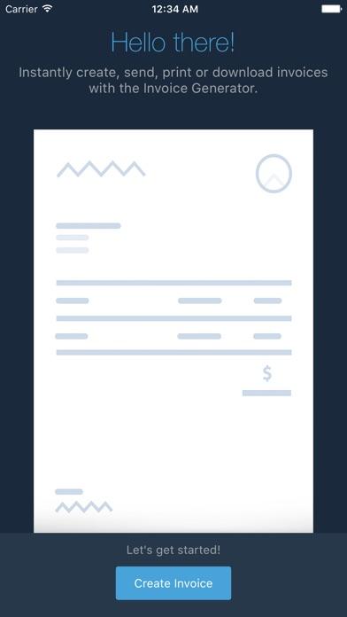 Invoice Generator Zoho App Price Drops - Free invoice generator zoho