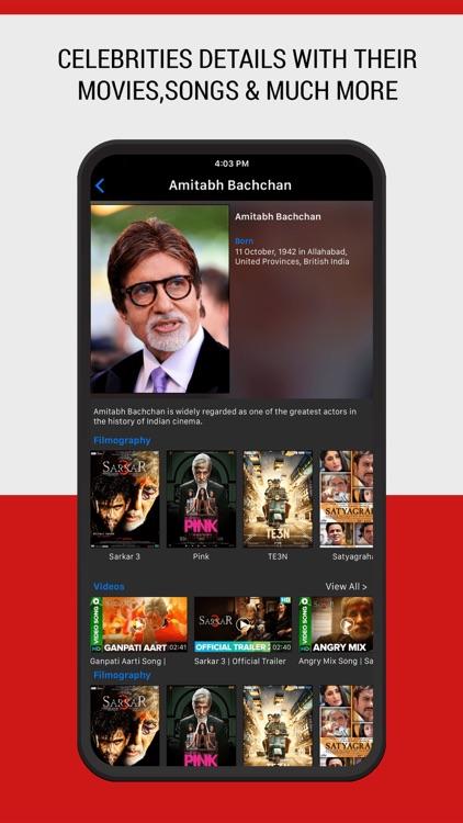 IndiaTVShowz - Bollywood App screenshot-6
