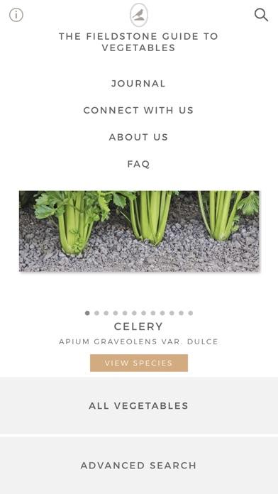 Fieldstone Guide: Vegetables screenshot #10