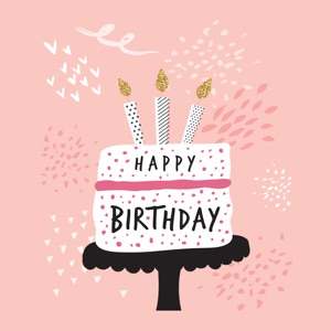 Animated Birthday Card Wishes