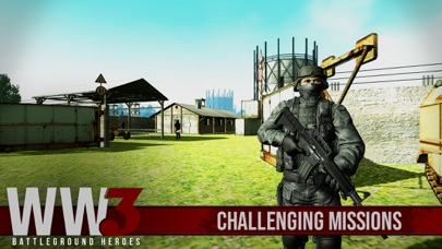 World War 3 Battleground Hero screenshot four