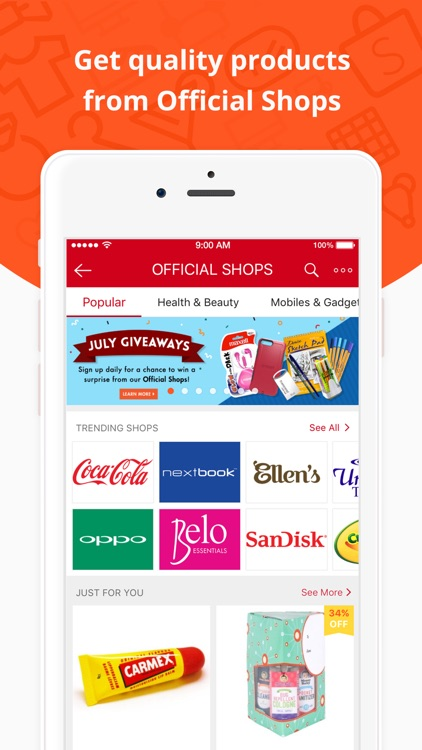 Shopee PH-Buy and Sell Online screenshot-4