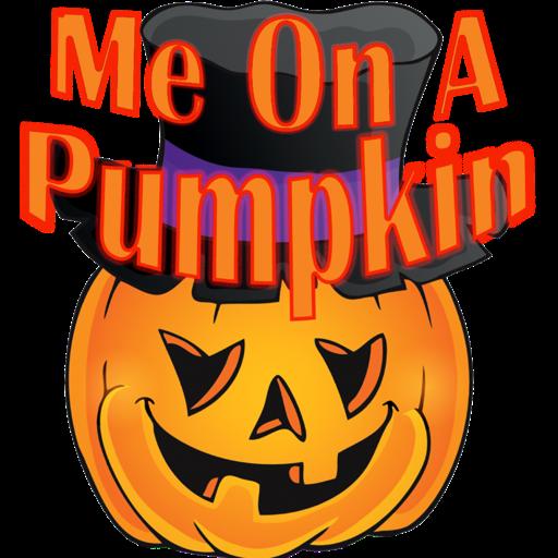 Me On A Pumpkin