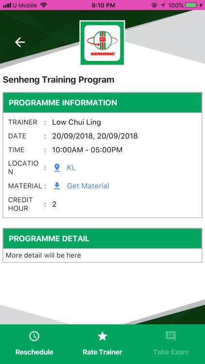 Senheng Management screenshot-4