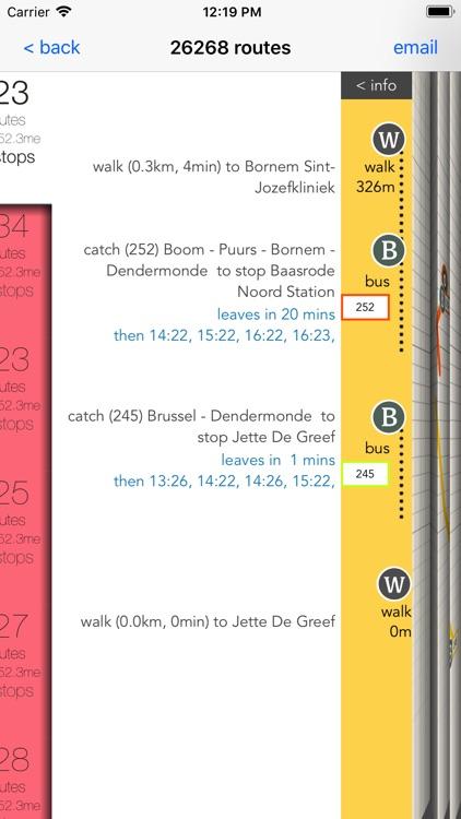 Flanders Transport Guide